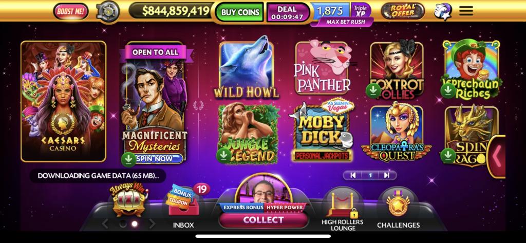 Caesars Slots Free Coins