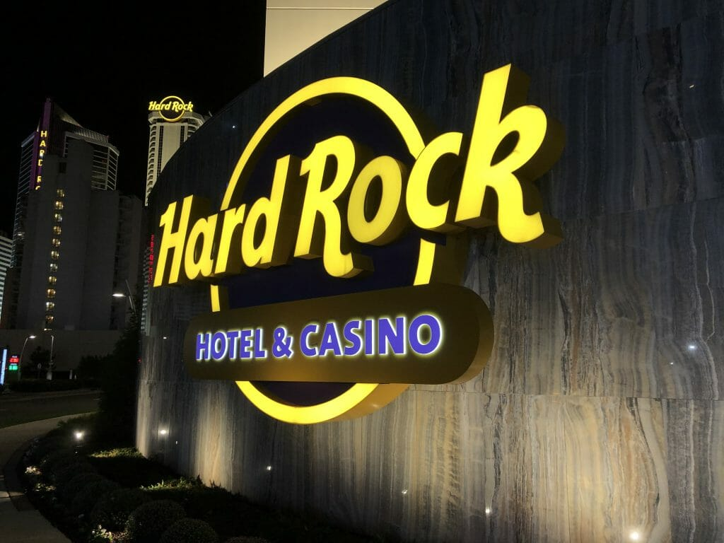 Hard Rock Atlantic City